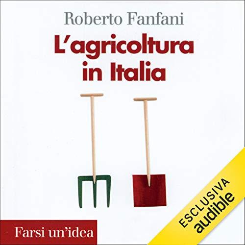 L'agricoltura in Italia copertina