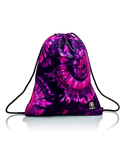 Invicta Mochila Invicta Easy Pack Tie & Dye, Fuxia