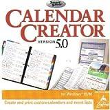 Calendar Creator 5.0 (Jewel Case)