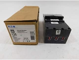 bj3125 3 Pole, 240 Volt, Molded Case Circuit Breaker Eaton Cutler-Hammer Westinghouse