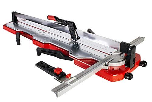 Rubi 11973 Cortadora Manual, Rojo, negro y gris, 125cm