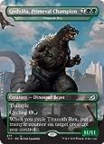 Magic: The Gathering - Godzilla, Primeval Champion - Titanoth Rex - Ikoria: Lair of Behemoths
