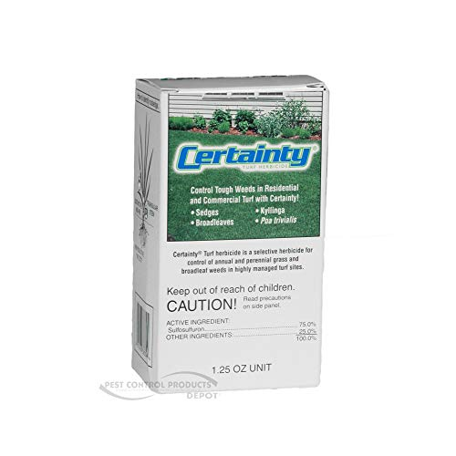 Certainty Herbicide for Turf and Lawns 1.25 oz