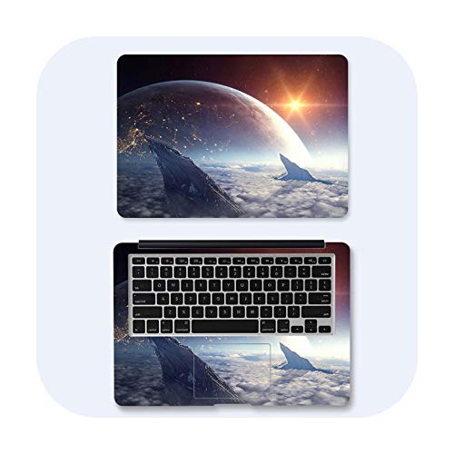 Peach-Girl Case for HP 15.6 Lenovo Matebook X Pro Xiaomi, 13.3 inch Laptop Sticker Waterproof 2 Sides Back Skin 14 Inches Su-285-15