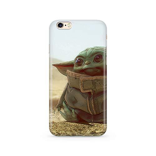 Ert Group SWPCBYODA630 Star Wars - Cubierta del Teléfono Móvil, Baby Yoda 003 Iphone 6/6S