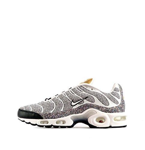 Nike Air Max Tuned Plus SE - Scarpe da ginnastica da donna, Bianco (bianco, nero.), 36.5 EU