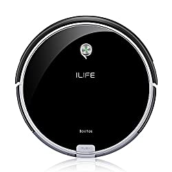 ILIFE A6 is a cheap but good robotic cleaner