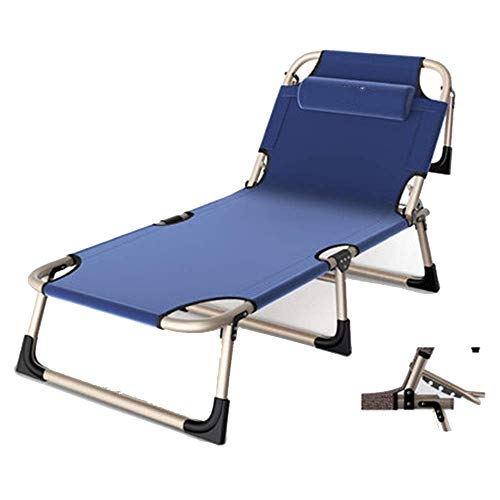AI LI WEI Home Outdoor/Folding logeerbed, inklapbaar bed Progressive Bed, eenvoudig Teslin-stof, turning over zonder lawaai, 4 hoek-