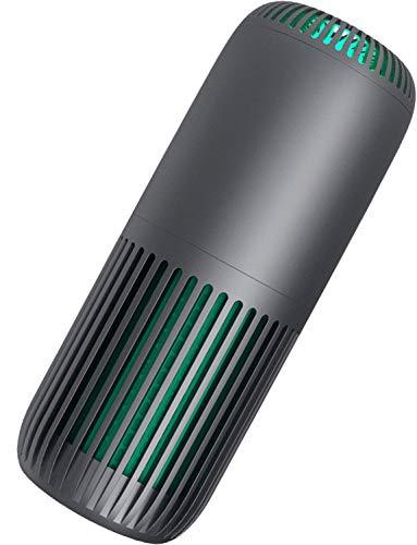 Nillkin V1 Lite Luftreiniger für Auto, Neues AOP-KF® Filtermaterial, effiziente Luftfilterung zur Entfernung von Formaldehyd, Toluol und anderen Gasschadstoffen, Pollen, Rauch, Tierhaare Geruch