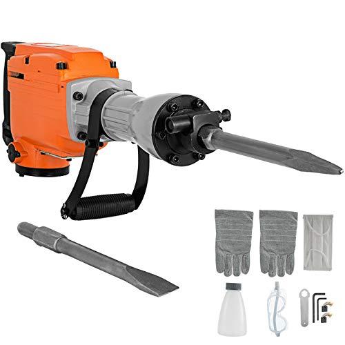 SHIJING 2200W Hammer schwere Betonbrecher 1400 Abbruch Bohrhammer