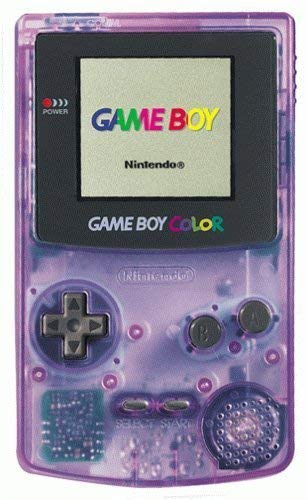 Game Boy Color - Atomic Purple (Renewed)