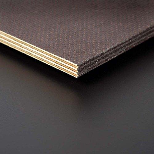 12mm Siebdruckplatte wasserfest Film/Sieb Platte 100x100 cm