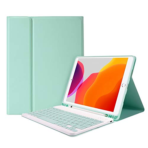 IPad 7e Generatie Case Keyboard 10.2
