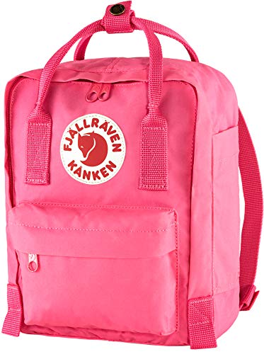Fjallraven Kånken Mini Sports Backpack, Unisex-Adult, Flamingo Pink, One Size