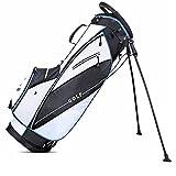 GFBVC Bolsa Trolley De Golf Soporte del Golf Bolsa for Hombres y Mujeres de Peso Ligero de Golf Bolsa de Transporte Golf Club Set con múltiples Bolsillos de Almacenamiento Alta Capacidad