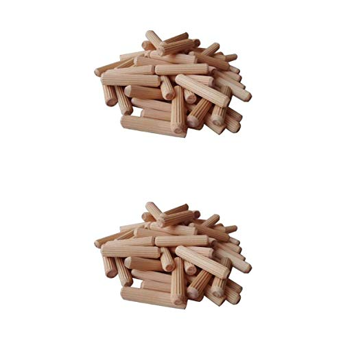 200 Teile/Satz Holzdübel Stangen Handwerk Dübel Für Holzbearbeitung Projekt DIYer