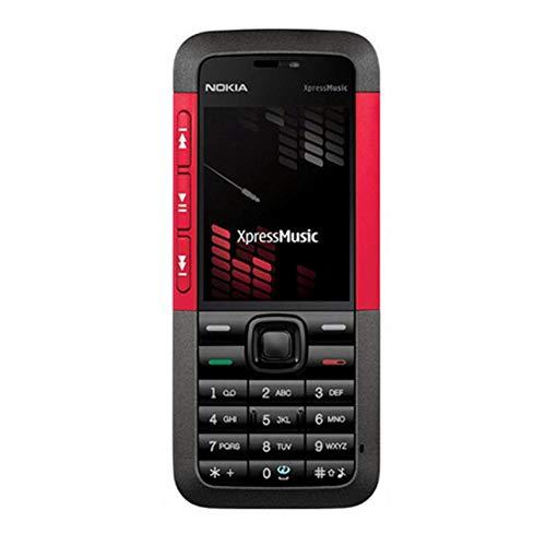 Nokia 5310XM XpressMusic 2'Telefono schermo Bluetooth Java Supporto lettore MP3 Supporto tastiera russa sbloccato rinnovato di Ballylelly