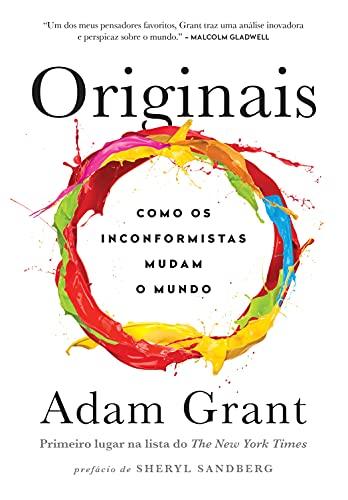 Livro Originais   10 livros para aumentar a criatividade