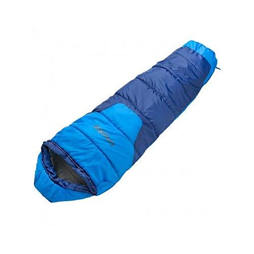Columbus ANETO JR 100 Schlafsack für Bergsteigen, Bergsteigen und Trekking, Unisex, Erwachsene, Mehrfarbig, Einheitsgröße