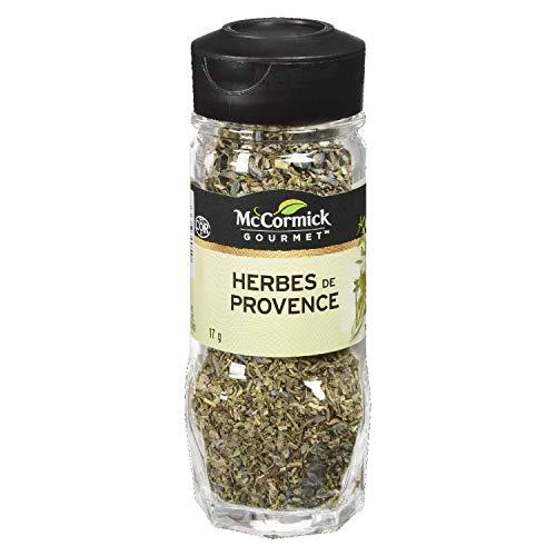 McCormick Gourmet, Herbes naturelles et épices, herbes de Provence, 17 g