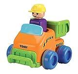 TOMY E72240C1 Flinker Flitzer Truck, Push und Go Auto für Kinder ab 12 Monate