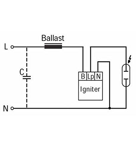 2000W 380V BAG Electronics Soft Start Ignitor