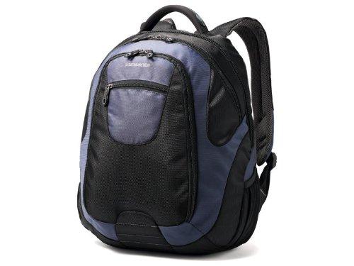 "Samsonite Tectonic 44332-2642 Carrying Case (Backpack) for 15.6"" Notebook - Black, Blue -"