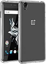 Plus Exclusive Soft Silicone TPU Transparent Clear Case Soft Back Case Cover Packaging Kit for Oneplus X