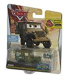Disney/Pixar Cars, Carburetor County Road Trip, Sarge Die-Cast Vehicle