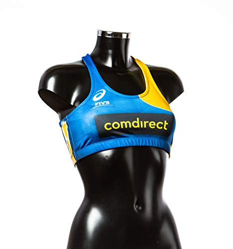 Beach Volleyball Major Series HAM_9_Women_XL_Blue / Yellow