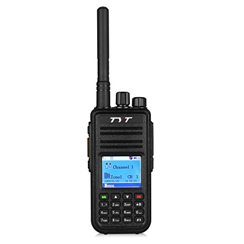 Tyt MD-380 DMR digitales Funkgerät (UHF Version) mit Programmierkabel