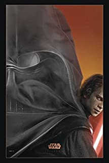 Star Wars: Episode III - Revenge of The Sith - Teaser Movie Poster (Size: 27 inches x 40 inches)