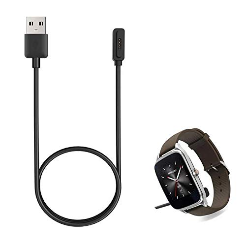 Nieeweiy Charger Compatible for Zenwatch 2 Replacement Portable USB...
