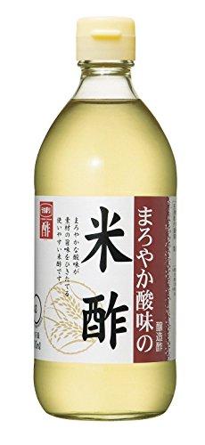 内堀醸造 まろやか酸味の米酢 900ml [1793]