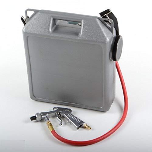 Portable Handheld Air Sandblaster Sand Blaster Kit Rust & Paint Remover