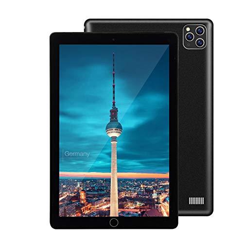 GAOwi 2021 Nueva Tableta 10.1-Pulgada Android Full Netcom 4G Máquina de Aprendizaje de Dos en uno para la línea de Gloria de Huawei,Negro