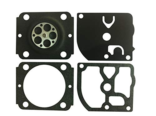 C·T·S Carburetor Gasket and Diaphragm Kit Replaces ZAMA GND-88 for Stihl BG66 BG86 Blower ZAMA Carburetor C1M-S141 C1M-S142 C1M-S144 C1M-S145 C1M-S146 C1M-S151