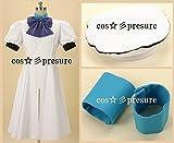 363 【cos-presure】ひぐらしのなく頃に 竜宮レナ 私服風衣装◆コスプレ