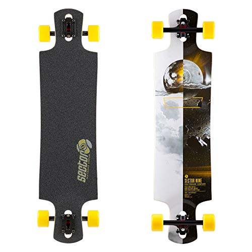 Sector 9 - Longboard Completa Catapult Outerspace Drop Through, 95,9 cm