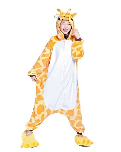 Molly Kigurumi Pijamas Unisexo Adulto Traje Cosplay