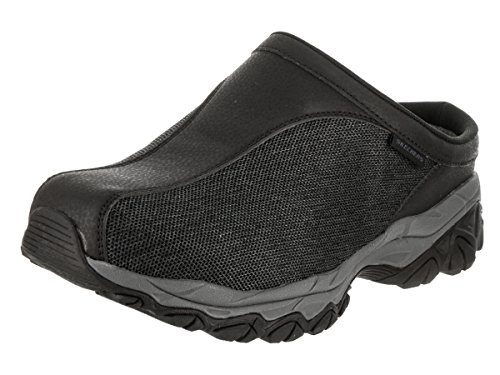 Skechers Mens Afterburn Memory Fit Chamlan Black/Charcoal 9 EE - Wide