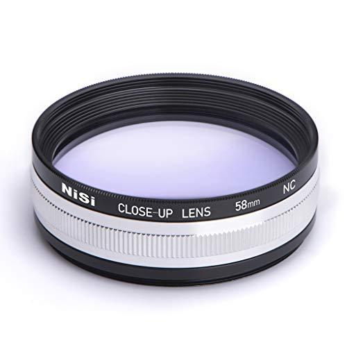 NiSi Lentille de Gros Plan Macro 58mm Lens Close-up Kit