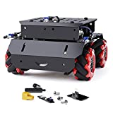 Makeblock mBot Mega Robot Kit, Compatible with Raspberry Pi, Coding/Programming Metal Robot Car with Arduino IDE, Robotics and Electronics Educational Building STEM Toys for Adults and Teenagers