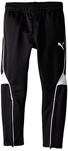 PUMA Big Boys' Pure Core Soccer Pant, PUMA Black, Small