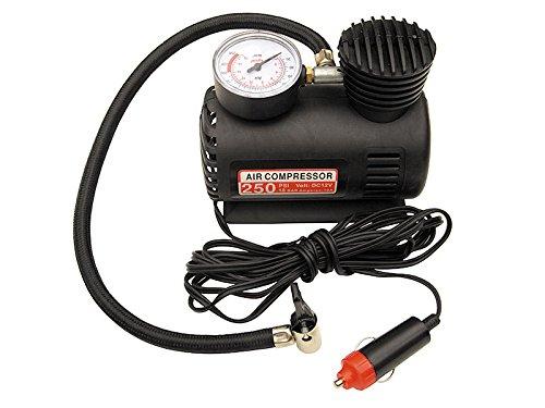 Race X RX2940, compressore d'aria, compatto, portatile, per auto, a CC, 12 V