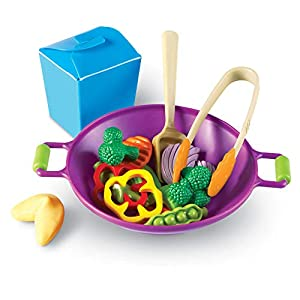 Learning Resources New Sprouts Stir Fry Set - 41h8gINxQhL - Learning Resources New Sprouts Stir Fry Set