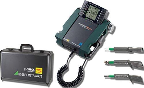 GMC-I Messtechnik E-Check Set+ E-Check Set+ VDE 0100 T.600 Prüfgerät nach DIN VDE 0100 4012932126006