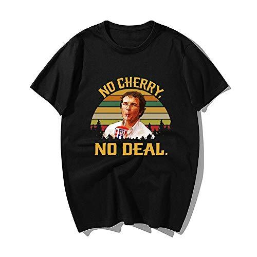 No Cherry No Deal T-Shirt Unisex Character TV Series No Cherry No Deal T-Shirt