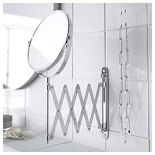 Ikea Frack - Specchio in Acciaio Inox
