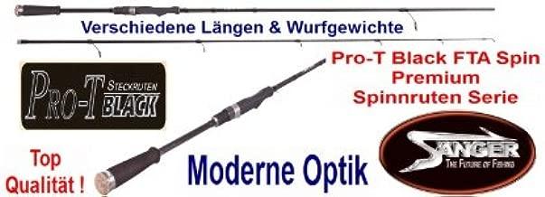 FTA Black Spin 30  2,10m 10-30g  Eigengewicht nur 120g